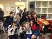 blog,   Fukumura Mizuki,   Iikubo Haruna,   Ikuta Erina,   Ishida Ayumi,   Kudo Haruka,   Michishige Sayumi,   Mitsui Aika,   Morning Musume,   Oda Sakura,   Sato Masaki,   Sayashi Riho,   Suzuki Kanon,   Takahashi Ai,