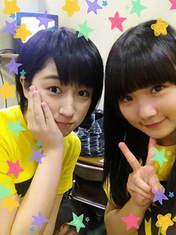 blog,   Inaba Manaka,   Kaneko Rie,