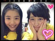 blog,   Ichioka Reina,   Kaneko Rie,