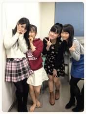 blog,   Michishige Sayumi,   Sato Masaki,   Sayashi Riho,   Suzuki Kanon,