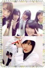 blog,   Fukumura Mizuki,   Ikuta Erina,   Michishige Sayumi,   Sayashi Riho,   Suzuki Kanon,