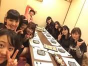 blog,   Fukumura Mizuki,   Iikubo Haruna,   Ikuta Erina,   Ishida Ayumi,   Kudo Haruka,   Michishige Sayumi,   Morning Musume,   Oda Sakura,   Sato Masaki,   Sayashi Riho,   Suzuki Kanon,