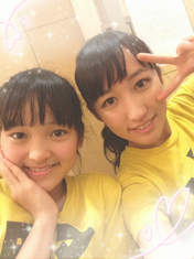 blog,   Nomura Minami,   Yamaki Risa,