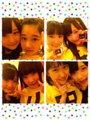 blog,   Funaki Musubu,   Inaba Manaka,   Ooura Hirona,   Taguchi Natsumi,   Yamagishi Riko,