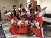 Fukumura Mizuki,   Iikubo Haruna,   Ikuta Erina,   Ishida Ayumi,   Kudo Haruka,   Michishige Sayumi,   Morning Musume,   Oda Sakura,   Sato Masaki,   Sayashi Riho,   Suzuki Kanon,