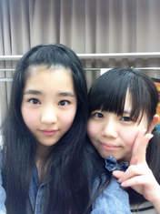 blog,   Ichioka Reina,   Tanabe Nanami,