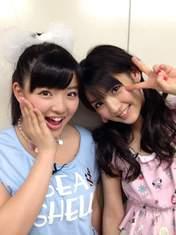 blog,   Michishige Sayumi,   Suzuki Kanon,