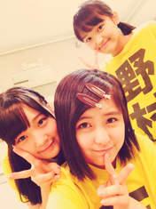 blog,   Inaba Manaka,   Nomura Minami,   Yoshihashi Kurumi,