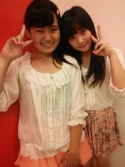blog,   Inaba Manaka,   Mikame Kana,