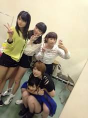Fukuda Kanon,   Katsuta Rina,   Nakanishi Kana,   Takeuchi Akari,   Tamura Meimi,