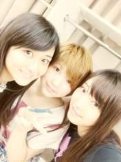 blog,   Fukumura Mizuki,   Takeuchi Akari,   Wada Ayaka,