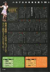 Inaba Manaka,   Magazine,