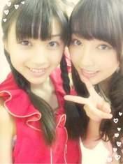 blog,   Fukumura Mizuki,   Makino Maria,