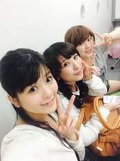 blog,   Fukuda Kanon,   Takeuchi Akari,   Tamura Meimi,