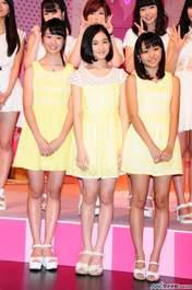 Aikawa Maho,   Katsuta Rina,   Murota Mizuki,   Nakanishi Kana,   Sasaki Rikako,   Takeuchi Akari,   Tamura Meimi,   Wada Ayaka,