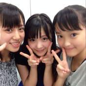blog,   Inaba Manaka,   Nomura Minami,   Ogawa Rena,