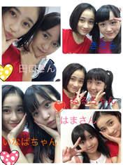 blog,   Danbara Ruru,   Hamaura Ayano,   Inaba Manaka,   Niinuma Kisora,   Sasaki Rikako,   Taguchi Natsumi,