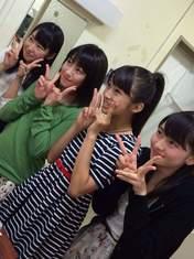 blog,   Haga Akane,   Makino Maria,   Nonaka Miki,   Ogata Haruna,