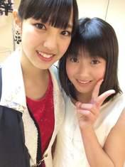 blog,   Haga Akane,   Iikubo Haruna,