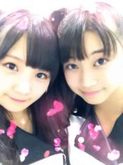 blog,   Inaba Manaka,   Makino Maria,