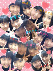 blog,   Danbara Ruru,   Hamaura Ayano,   Inaba Manaka,   Kaga Kaede,   Makino Maria,   Niinuma Kisora,   Nomura Minami,   Ogawa Rena,   Sasaki Rikako,
