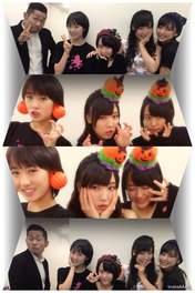 blog,   Fukumura Mizuki,   Kudo Haruka,   Mano Erina,   Oda Sakura,