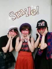 blog,   Miyamoto Karin,   Nakanishi Kana,   Takeuchi Akari,