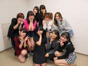 Fukuda Kanon,   Katsuta Rina,   Nakanishi Kana,   S/mileage,   Takeuchi Akari,   Tamura Meimi,   Tanaka Reina,   Wada Ayaka,