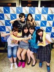 Fukuda Kanon,   Katsuta Rina,   Nakanishi Kana,   S/mileage,   Takeuchi Akari,   Tamura Meimi,   Wada Ayaka,