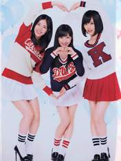 Magazine,   Matsui Jurina,   Watanabe Mayu,   Yamamoto Sayaka,