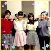 blog,   Inaba Manaka,   Miyoshi Erika,   Tsugunaga Momoko,