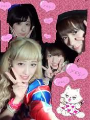 blog,   Fukuda Kanon,   Ikuta Erina,   Natsuyaki Miyabi,   Takeuchi Akari,