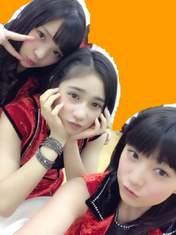 blog,   Haga Akane,   Inaba Manaka,   Sasaki Rikako,