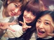 blog,   Shimizu Saki,   Takeuchi Akari,   Wada Ayaka,