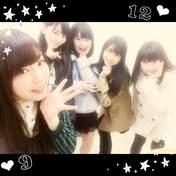 blog,   Fukumura Mizuki,   Haga Akane,   Makino Maria,   Nonaka Miki,   Ogata Haruna,