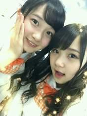 blog,   Inaba Manaka,   Morito Chisaki,