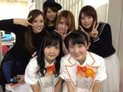 blog,   Inaba Manaka,   Morito Chisaki,   Tanaka Reina,