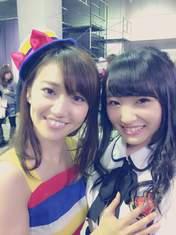 blog,   Mukaichi Mion,   Oshima Yuko,