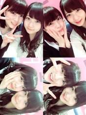 blog,   Inaba Manaka,   Nakanishi Kana,