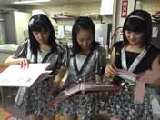 blog,   Haga Akane,   Oda Sakura,   Suzuki Kanon,