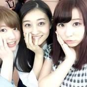 blog,   Fukuda Kanon,   Takeuchi Akari,   Wada Ayaka,