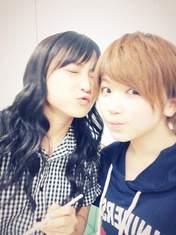 blog,   Sayashi Riho,   Takeuchi Akari,