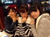 blog,   Kodama Haruka,   Matsuoka Natsumi,   Oota Aika,