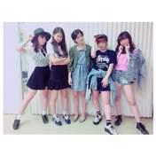 blog,   Fukuda Kanon,   Katsuta Rina,   Takeuchi Akari,   Tamura Meimi,   Wada Ayaka,