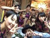 Arai Manami,   blog,   Furukawa Konatsu,   Mori Saki,   Saho Akari,   Satou Ayano,   Sekine Azusa,   Sengoku Minami,   Takeuchi Akari,   UpFront Girls,