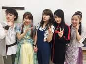 blog,   Ishida Ayumi,   Kudo Haruka,   Mitsui Aika,   Oda Sakura,   Sayashi Riho,