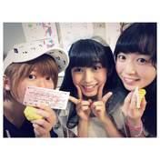blog,   Katsuta Rina,   Makino Maria,   Takeuchi Akari,
