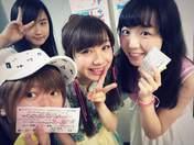 blog,   Ishida Ayumi,   Katsuta Rina,   Sayashi Riho,   Takeuchi Akari,