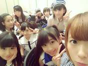 blog,   Fukumura Mizuki,   Haga Akane,   Iikubo Haruna,   Ikuta Erina,   Kudo Haruka,   Makino Maria,   Nonaka Miki,   Oda Sakura,   Ogata Haruna,