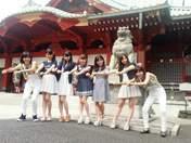 blog,   Fukumura Mizuki,   Ishida Ayumi,   Nonaka Miki,   Ogata Haruna,   Suzuki Kanon,